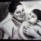 Mama said.. :) by Sneha Nadig