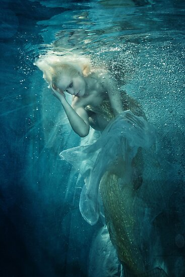 OCEANIC FAIRYTALES - Appearance of the mermaid by jamari  lior