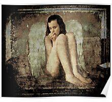 sofa angel Poster