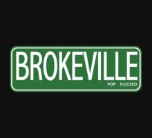 Brokeville POP. F@cked by ZugArt