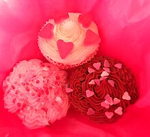 Pink Sweetness by rhian mountjoy