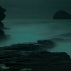 trebarwith green  by jaffa