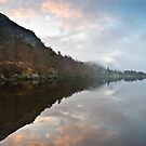 Derwent Water - Morning Light by David Lewins