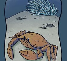 Crab by Kristel Mallet