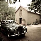 Rolls Royce Silver Cloud. by Joseph O&#x27;R.