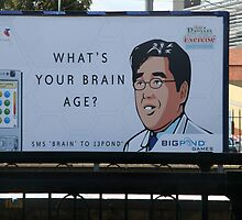 Brain Age by Maggie Hegarty