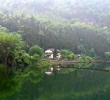 Mt. Emei scenery by nicolaMY