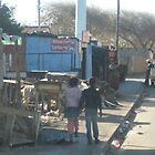 Langa Township-South Africa by Linda Holcombe