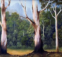 Forest View by John Cocoris