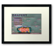 Outsourced Framed Print