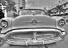 Oldsmobile on South Beach by njordphoto