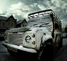 Land Rover 1 by sbland