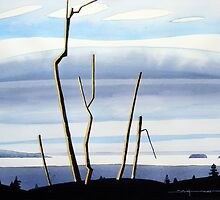 Nipigon Winter (2) by Douglas Hunt