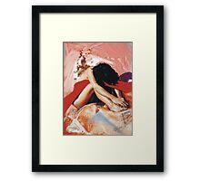 Alcestis Framed Print