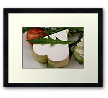 The Best at Last Framed Print
