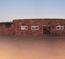 Hubbell Trading Post Pano by lckt13