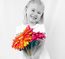 I Love Flowers! by Misti Love