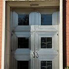 Model Tobacco Company Door by AJ Belongia
