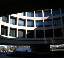Hirshhorn, Museum -- Washington, DC by AJ Belongia