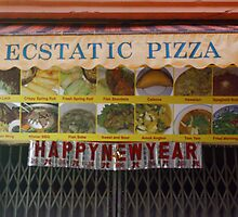 Ecstatic Pizza by Trishy