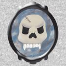 Skull in the mirror by Kayleigh Walmsley