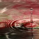 water drop #1 by Matt  Williams