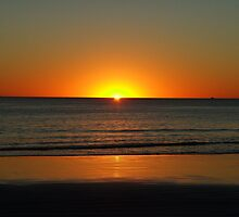 Cable Beach Sunset - Broome Western Australia by Rosdenphoto