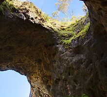 Cave Entrance by Colin  Ewington