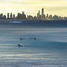 View of Surfers and Paradise by landydragon