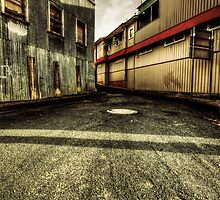Taree Alleyway by Matthew Jones