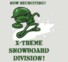 the all new X-treme division by brad davis