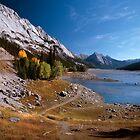 Medicine Lake, Alberta, Canada by hinomaru