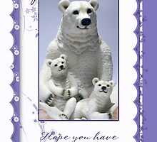 Mother's Day Card, Special Mum  by Moonlake
