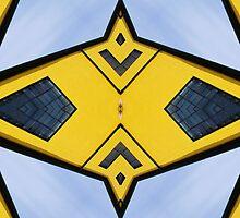 Yellow Wall by Lisa Bianchi