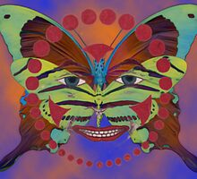 Much butterfly wings on you by Jennifer Barger