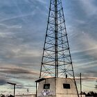 Bob&#x27;s Oil Well (Matador, Texas) by Terence Russell