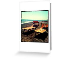 MEMORIES of a SUMMER 5 Greeting Card