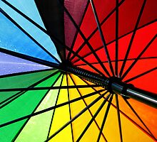 Colour Wheel by Sherilee Evelyn