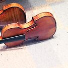 The Violins by jessicakagansky
