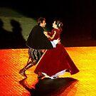 Dança flamenga dentro do espetaculo! by Gilberto Grecco