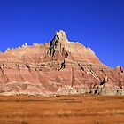 Badlands of South Dakota by Jerry Segraves