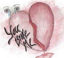 You Broke Me by Sensitvesoul