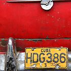 Beaten Up Buick (Havana) by BGpix