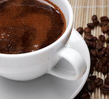 Coffee Scum by Mikhail Kovalev