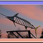 The big marlin by UncaDeej