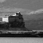 Duart Castle by Susan Dailey