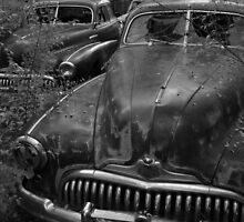 Buick Eight by Bill Hefner