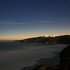 Comet McNaught over the Surfcoast by Andrew Mather