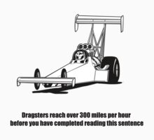 Top Fuel Dragster by nathanv