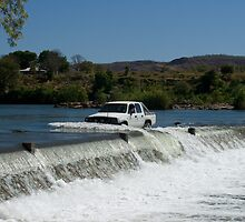 Ivanhoe Crossing, Kununurra, East Kimberly WA by Andrew Mather